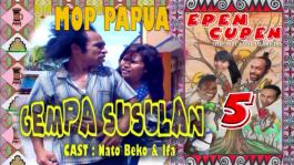 Gempa Susulan MOB Papua