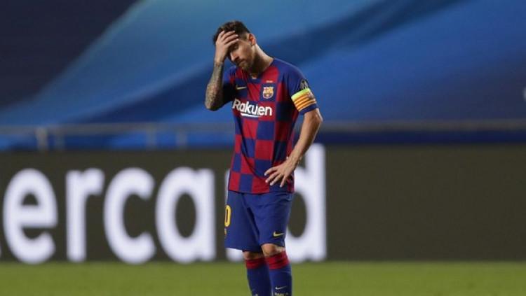 Barcelona Vs Bayern: Lewandowski Cs Hamoe Barca Ho 8-2 Tau Dari Blogger - TDB