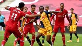 Liverpool  Empate RB Salzburg 2-2!