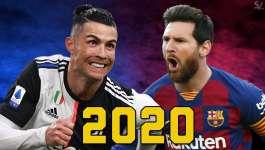 Ronaldo Vs Messi 2020