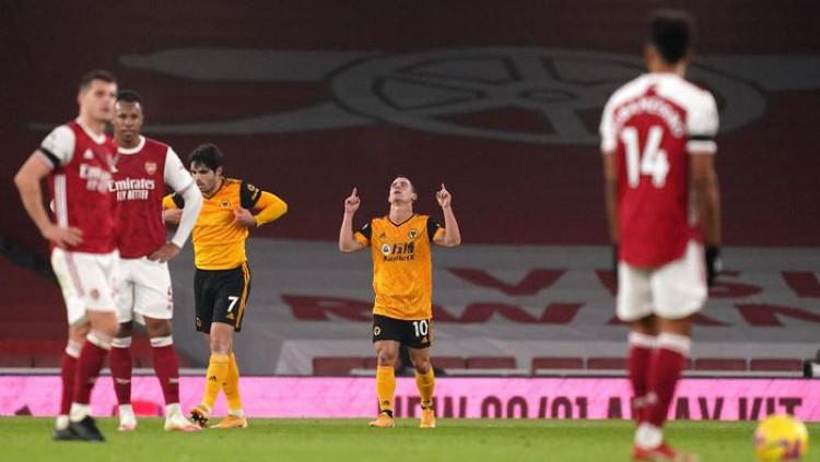 Arsenal Vs Wolverhampton: The Gunners Tumbang Di Kandang Tau Dari Blogger - TDB