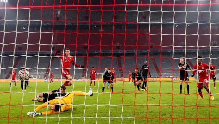 Bayern Vs Salzburg: Die Roten Unggul Di Babak I Berkat Lewandowski Tau Dari Blogger - TDB