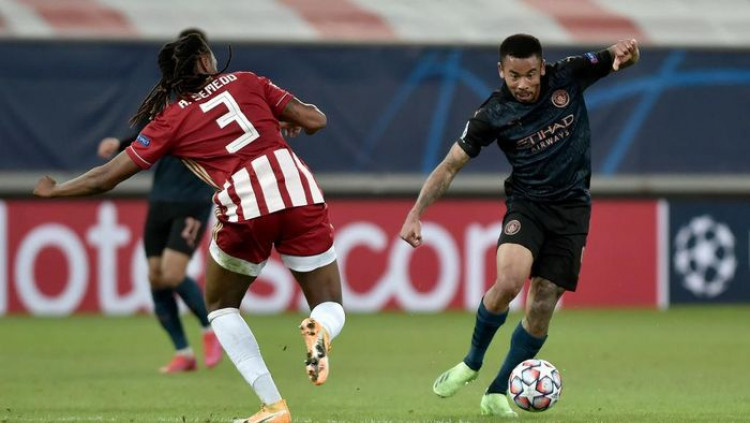 Olympiakos Vs City: Menang 1-0, The Citizens Amankan Tiket 16 Besar Tau Dari Blogger - TDB