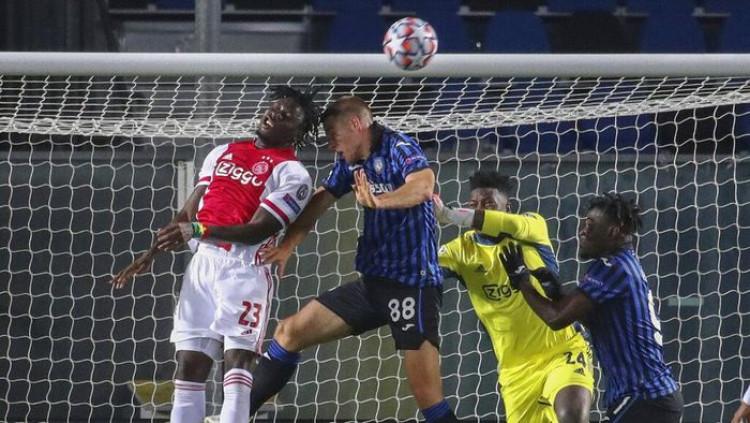 Atalanta Vs Ajax Selesai 2-2 Tau Dari Blogger - TDB