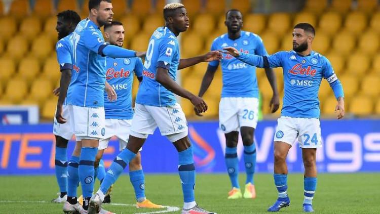 Benevento Vs Napoli: Sempat Tertinggal, Il Partenopei Menang 2-1 Tau Dari Blogger - TDB