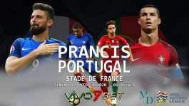 FRANCE Vs PORTUGAL 11/10/2020 Tau Dari Blogger - TDB