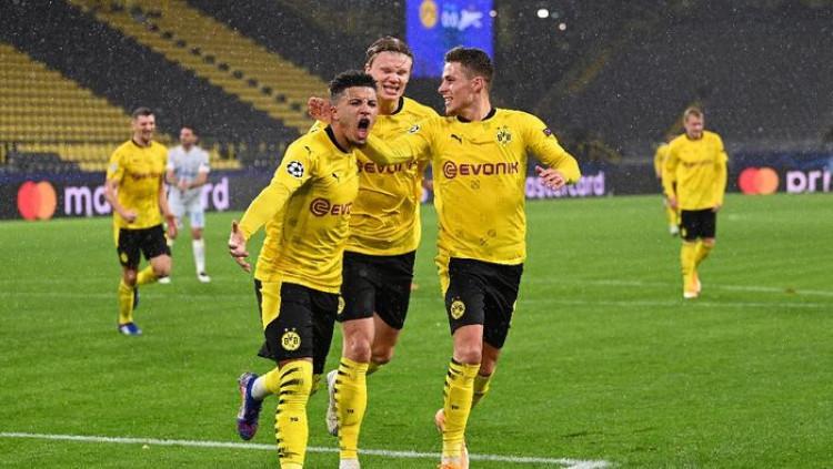 Hasil Liga Champions Grup F: Dortmund Menang, Lazio Imbang Tau Dari Blogger - TDB
