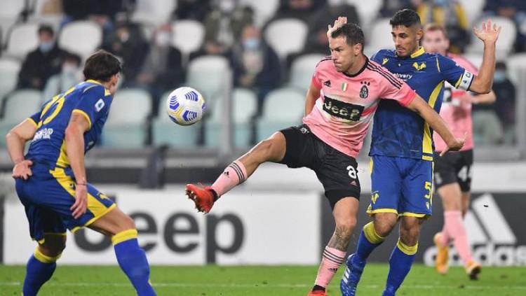 Juventus Vs Verona Berakhir Imbang 1-1 Tau Dari Blogger - TDB