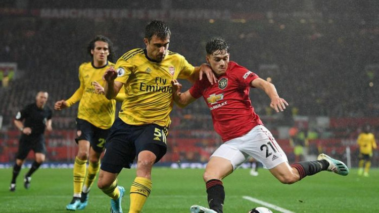 MU Vs Arsenal: The Gunners Memble Betul Di Kandang Big Six Tau Dari Blogger - TDB