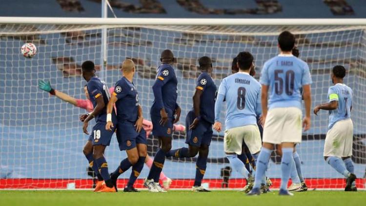Manchester City Vs FC Porto 3-1 Tau Dari Blogger - TDB