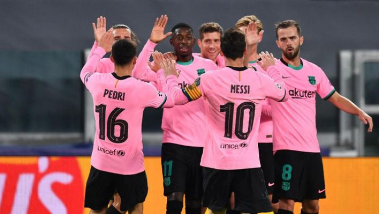 Menang Atas Juventus, Koeman: Ini Penampilan Terbaik Barcelona Tau Dari Blogger - TDB