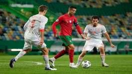 Portugal Vs Spain 2020