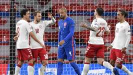 UEFA Nations League England Vs Denmark 15/10/2020 Tau Dari Blogger - TDB