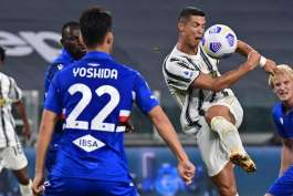 Juventus Vs Sampdoria 2020